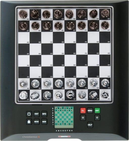 """Jeu d'Echecs Electronique """"Chess Genius Pro"""""""